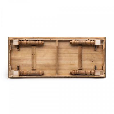 Fern Fermette Folding Table Folded