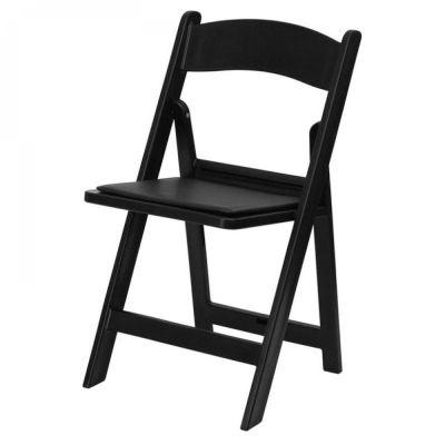 Fern Davis Foldable Chair Black