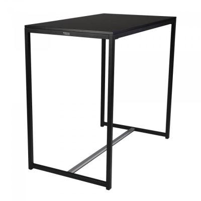 Fern Grande Party Table Black