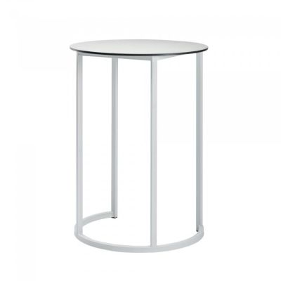 Fern Curve Party Table White