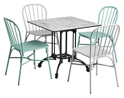 Jessi Outdoor Bistro Set