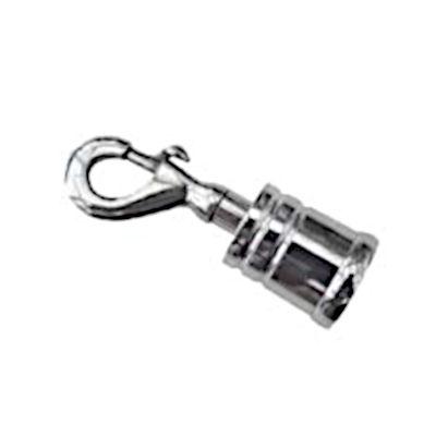 Intrepid Trigger Rope Hook Chrome