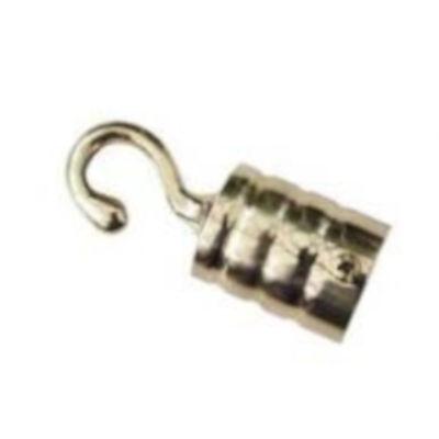 Intrepid Rope Hook Brass
