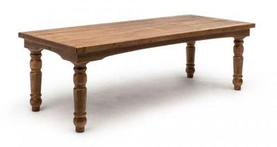 Fern Elm Wood Folding Table