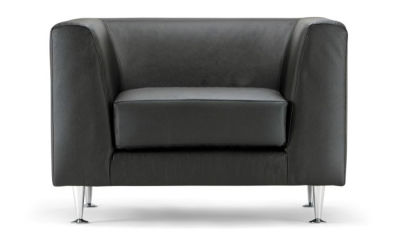 Square Antibacterial Lounge Armchair