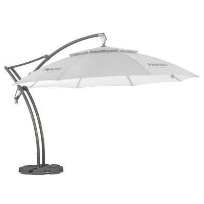 Hue-parasol Octagonal Side Arm
