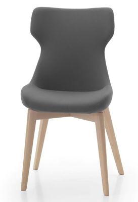 Marc Antibacterial Wooden Frame Chair