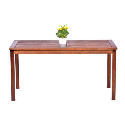 Meltain-Rectangular Table Front