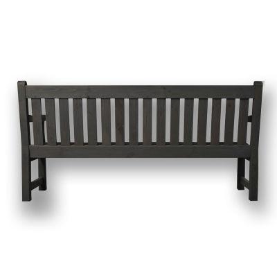 Hargate Park Bench Back