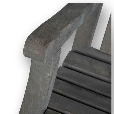 Hargate Park Bench Detail