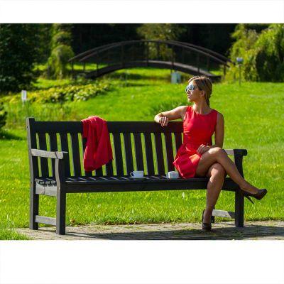 Hargate Park Bench Mood