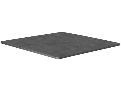 Metallic Anthracite HPL Table Top