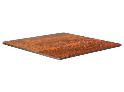 Textured Copper HPL Table Top