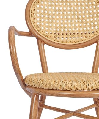 Lillith Armchair Natural 1