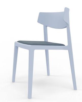 Glide Seat Pad In Blue Dark Blue Seat