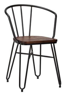 Rico Hairpin Arm Chair