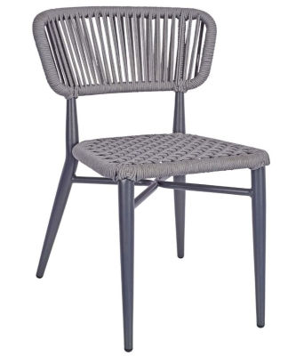 Madre Side Chair Grey