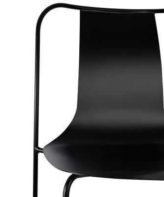 Lucille High Stool Up Close
