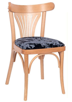 Elizaling Side Chair Front Diagonal