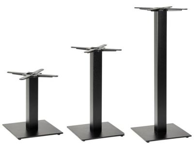 Astra Black Table Bases 2