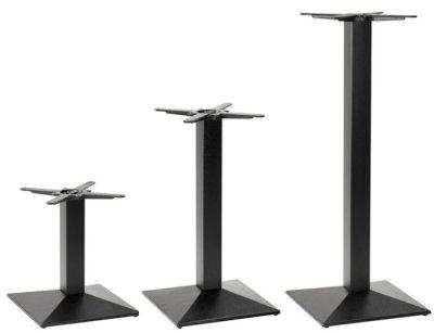 Mona Black Table Bases