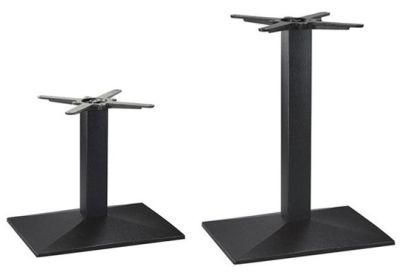 Mona Rectangular Black Table Bases