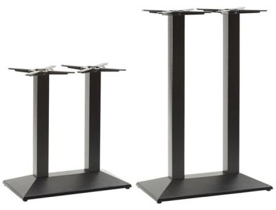 Moma Twin Pedestal Table Bases