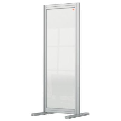 Modular Acrylic Desk Divider Screen 1