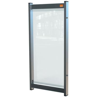 Deluxe PVC Modular Desk Divider Screen 1
