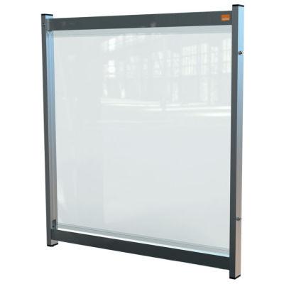 Deluxe PVC Modular Desk Divider Screen 2
