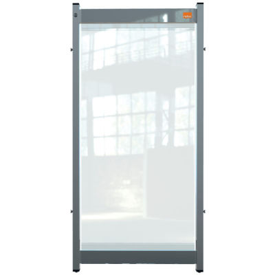 Deluxe PVC Modular Desk Divider Screen 3