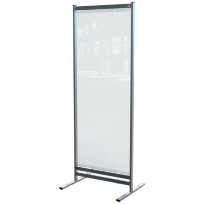 Deluxe PVC Floorstanding Room Divider Screen 1