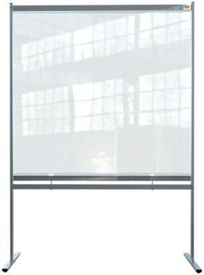Deluxe PVC Floorstanding Screen Divider 2