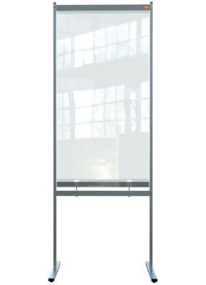 Deluxe PVC Floorstanding Screen Divider 1