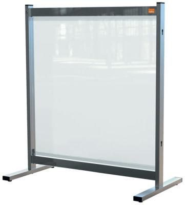 Deluxe PVC Freestanding Desk Divider Screen 4