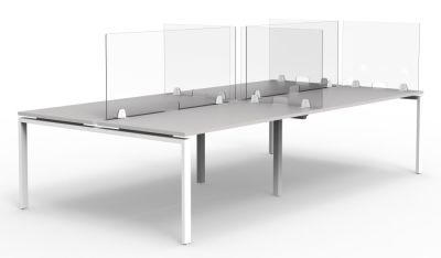 Chary Healthcare Desk Screens Group