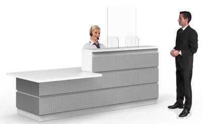 Privacy Screens Reception 2
