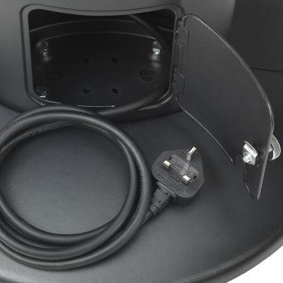 Umbra Standing Heater Rear Storage