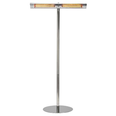 Umbra 3kW ULG+ Patio Heater With Remote And Stand Front