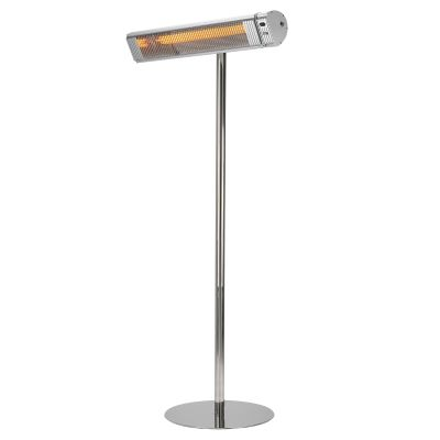 Umbra 3kW Carbon Heater Silver With SS Stand