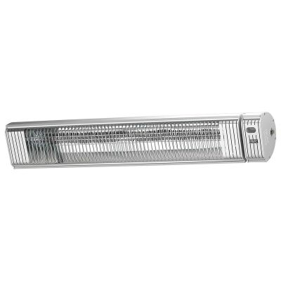 Umbra 3kW Carbon Infrared Patio Heater Silver Off