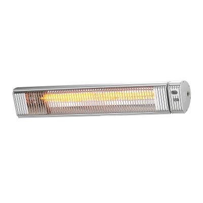 Umbra 3kW Carbon Infrared Patio Heater Silver On