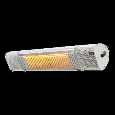 Umbra 2kW Patio Heater With Bluetooth Speakers