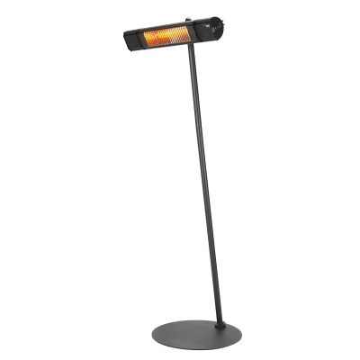 Umbra 2kW Patio Heater With Bluetooth Speakers Black Stand