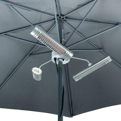 UPH18 Umbra 3kW Parasol Heater Off