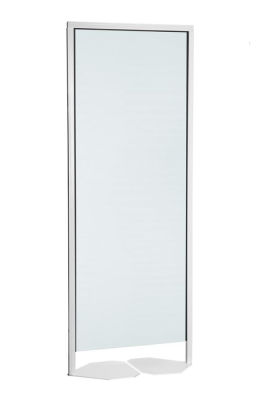 800mm Wide Clear PVC Partition Screen