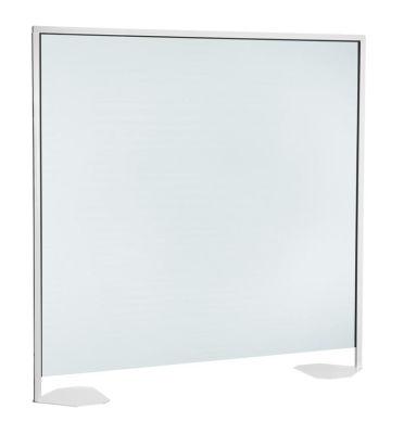 2000mm Wide Clear PVC Office Screen