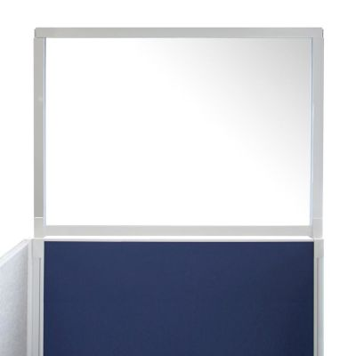 Clear Pvc Desk Screen Extension