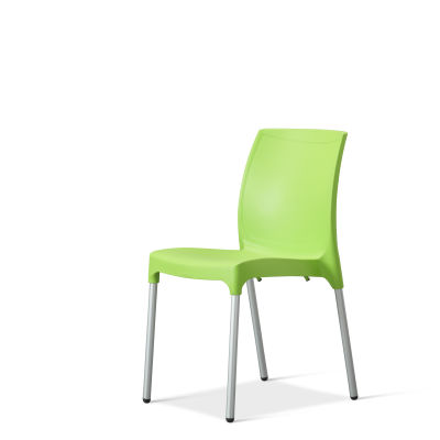 Vibe – Side Chair – Green (2)