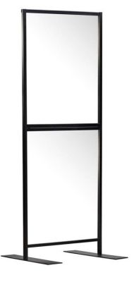 Protect Express Opaque Screen 750mm Wide
